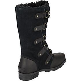 Sorel W's Emelie Lace Boots Black